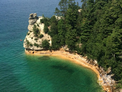 Pictured Rocks National Lakeshore - Munising, Michigan - South Jersey Trails