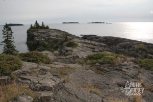 Backpacking Isle Royale National Park, Michigan - Day 3 - South Jersey Trails