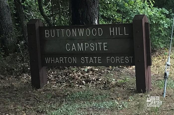 Buttonwood Hill Campground - Washington Twp, NJ - South