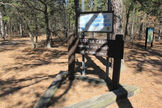 Batona Trail Camping - South Jersey Trails